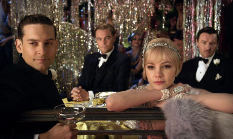 LIBRARY IMAGE OF THE GREAT GATSBY